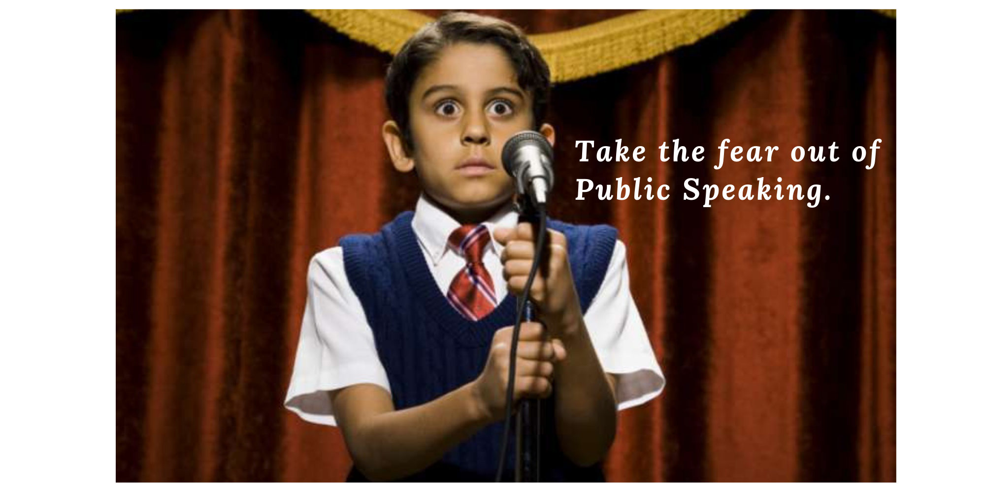 Learn Powerful Public Speaking & Inner Confidence