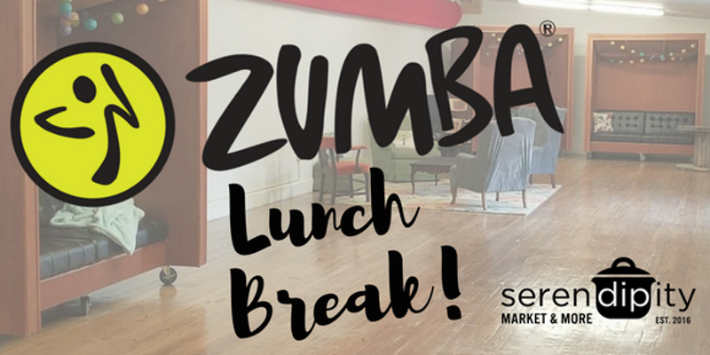 Zumba Lunch Break!