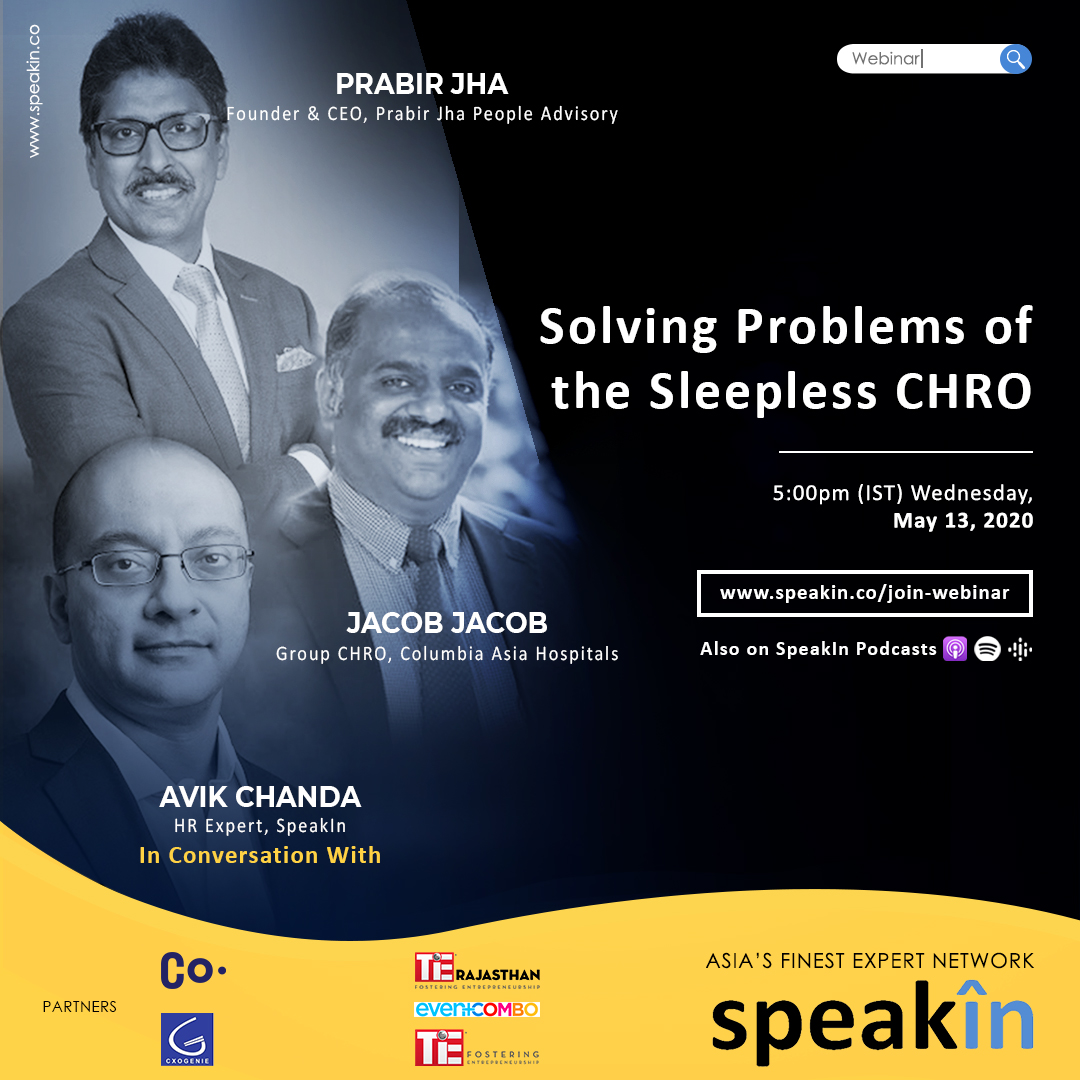 Solving Problems of the Sleepless CHRO