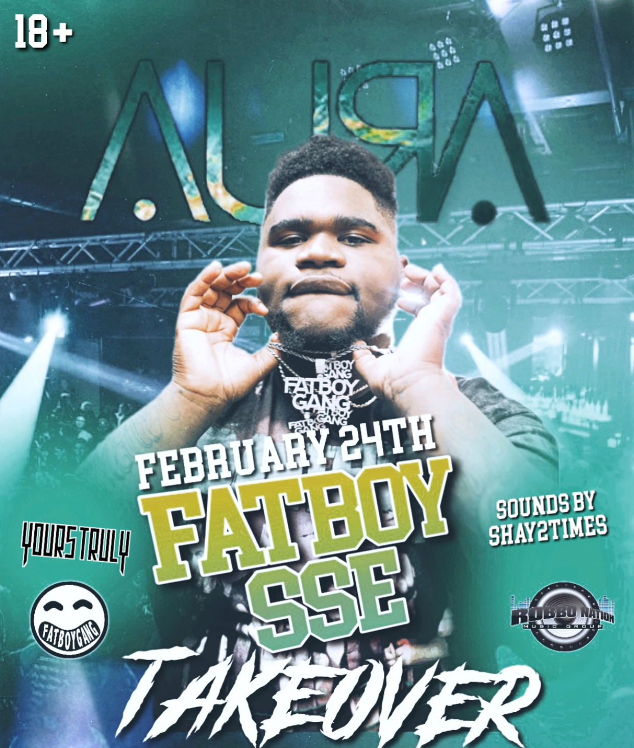 FATBOY SSE TAKEOVER TEMPE