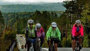 Cycle Adirondacks
