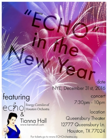 ECHO in the New Year with ECHOrchestra at Queensbury Theatre
