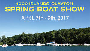 1000 Islands Spring Boat Show