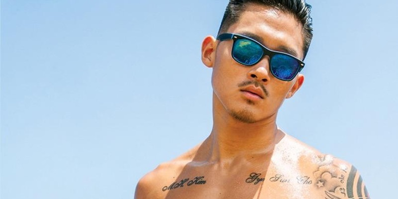 America's Top Model JUSTIN KIM hosts #AMBSFTAKEOVER Valentine Edition