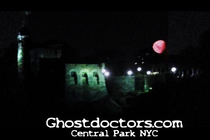Ghost Doctors Central Park Ghost Hunting Tour