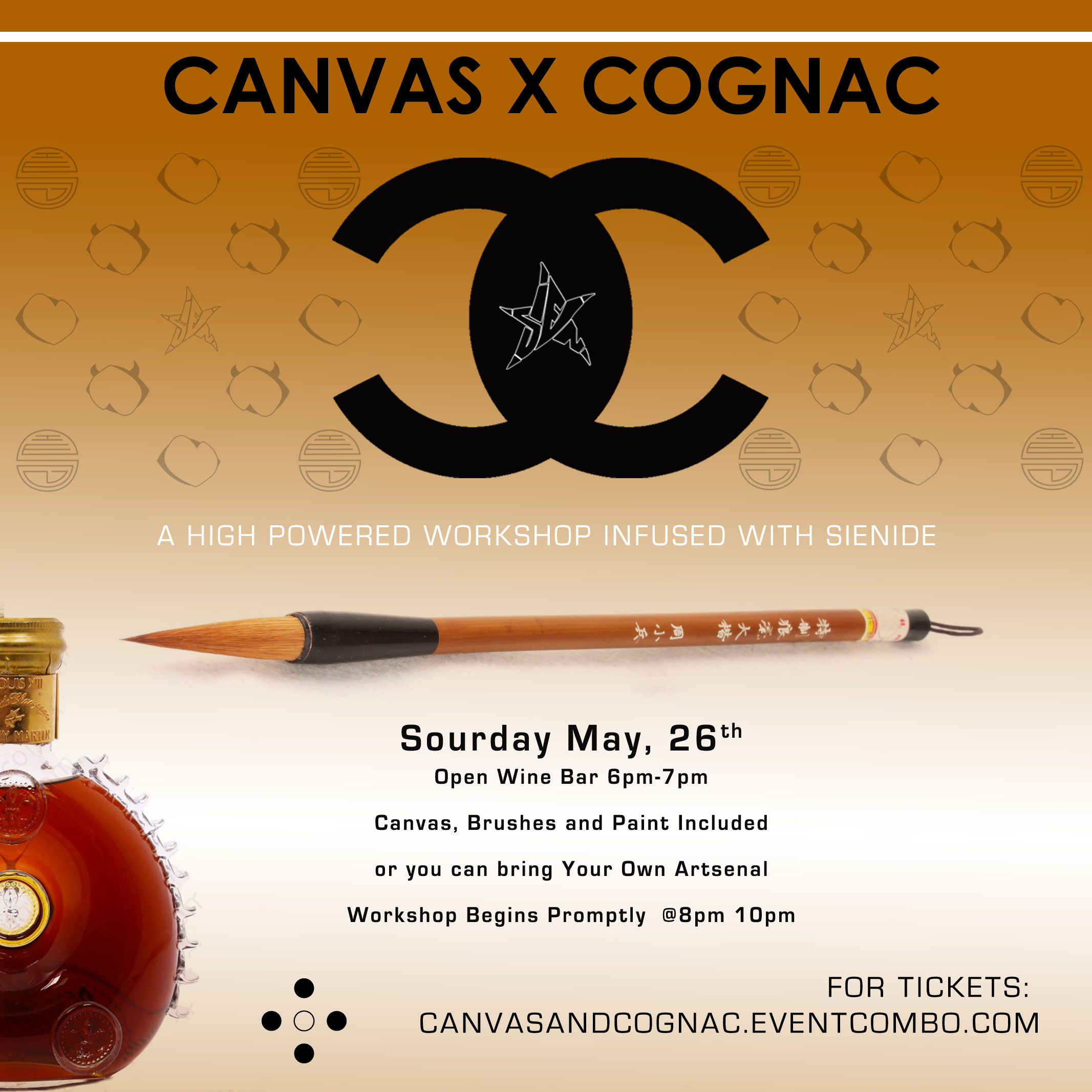 CANVAS AND COGNAC