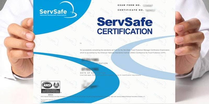 ServSafe Food Protection Manager Class & Certification Examination - Downtown, Minneapolis