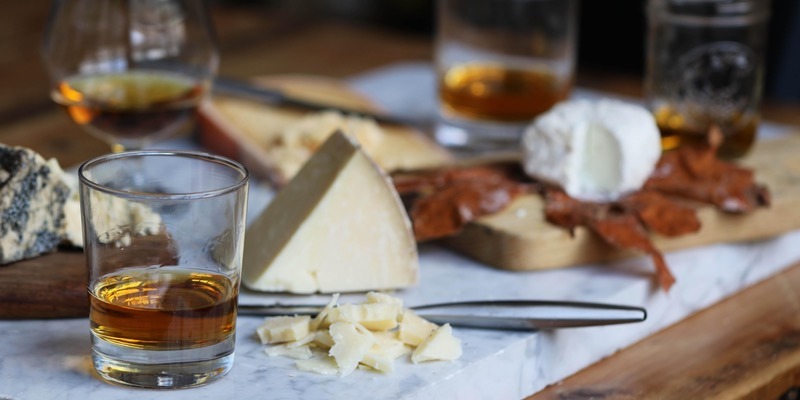 Father's Day Whiskey & Cheese & Bacon @ Murray's Cheese