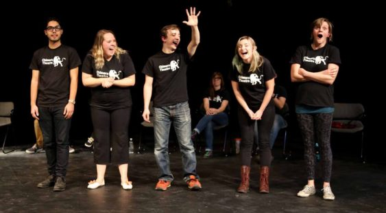 Baked Beliefs: An Improv Comedy Show