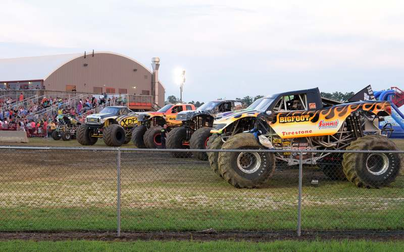 Inspira Health Network Monster Truck & Thrill Show