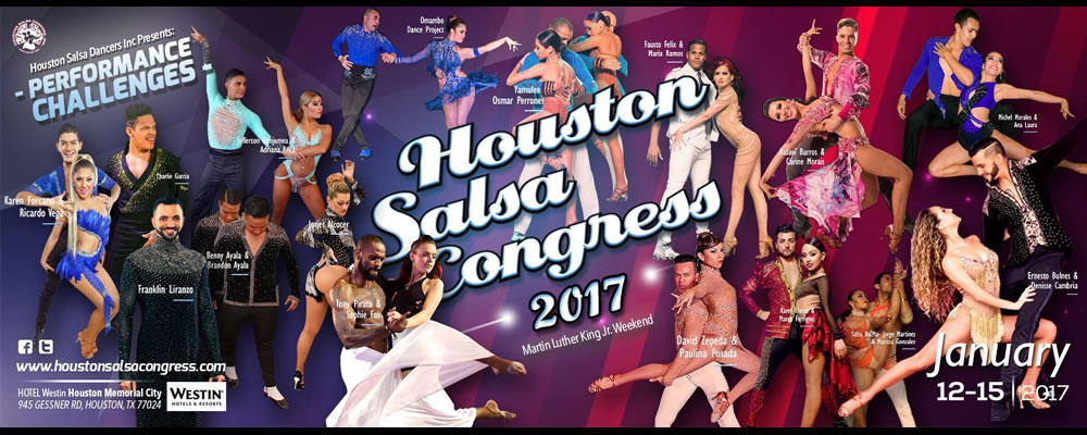 Houston Salsa Congress at Westin Hotel