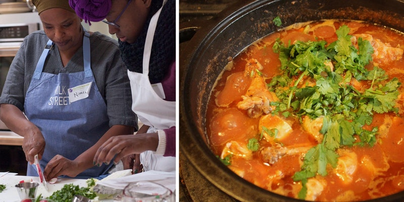 Somali Home Cooking: Master Class with Nimco Mahamud-Hassan