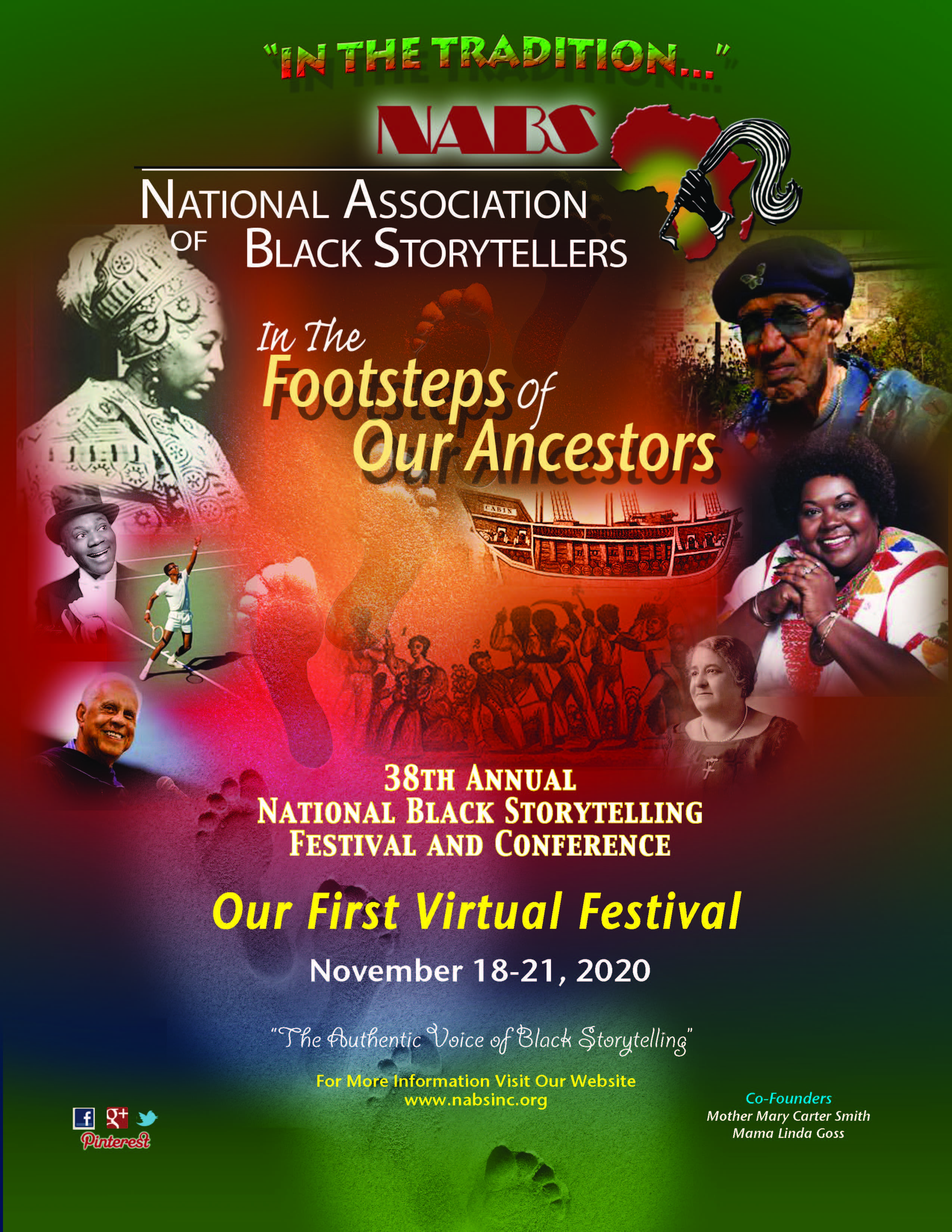 38th Annual National Black Storytelling Festival and Conference
