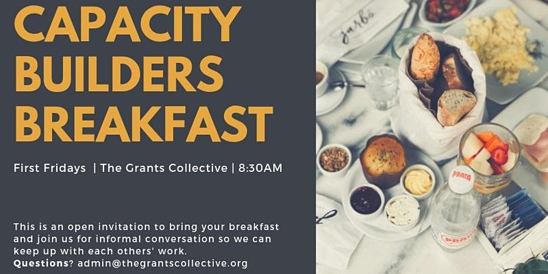 First Friday Capacity Builders Breakfast
