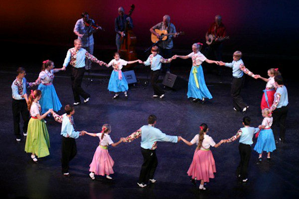 89th Annual Mountain Dance and Folk Festival