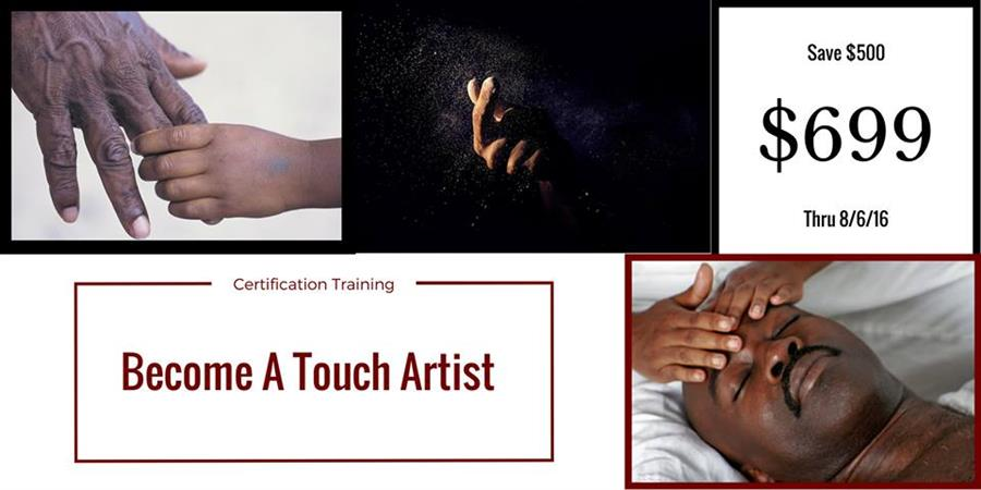 Touch Artist Certification